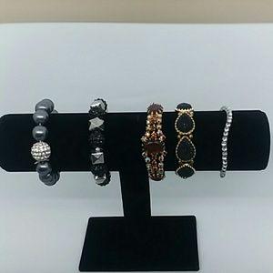 5 piece Bracelet Bundle 💜